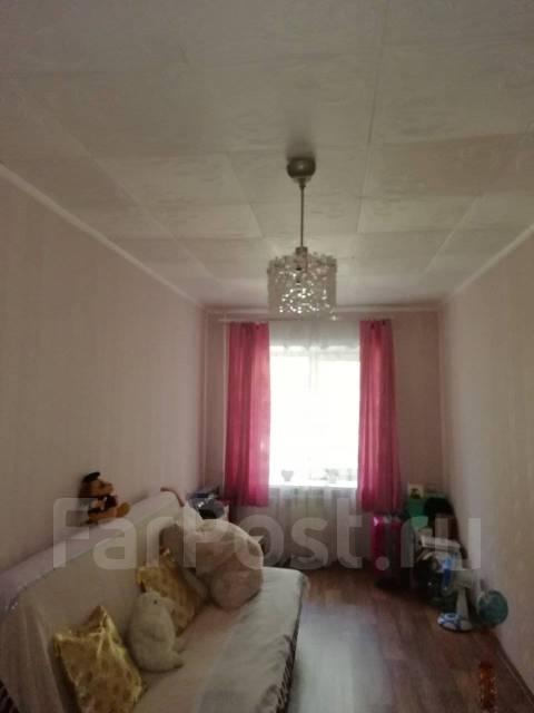 3-комнатная, улица Фрунзе 119. Центральный, частное лицо, 58кв.м.