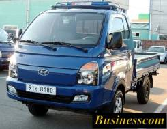 Hyundai Porter II. Hyundai Porter 2 4 wd 2017 (б/п по рф) борт, 2 500куб. см., 1 000кг., 4x4. Под заказ