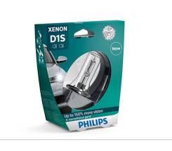 Лампа ксеноновая D1S X-TremeVision gen2 +150% 85V 35W PK32d-2 S1 Philips 85415XV2S1