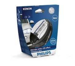 Лампа ксеноновая D2R 85V 35W P32d-3 WhiteVision (gen 2) S1 Philips 85126WHV2S1
