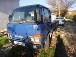 Nissan Atlas. Продам отличный дизельный грузовик , 3 000куб. см., 1 500кг., 4x2