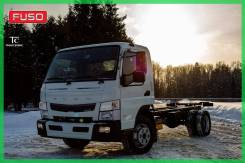 Mitsubishi Fuso Canter. Шасси Fuso Canter, 3 000куб. см., 5 000кг., 4x2