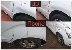 Кузовной ремонт. Локальный ремонт авто, удаление вмятин без покраски.