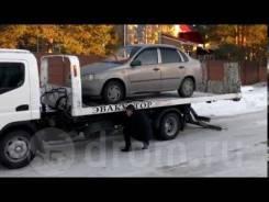 Услуги эвакуатора по городу и краю