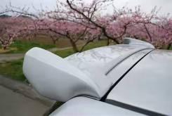 Накладка на спойлер. Toyota Corolla Fielder, CE121, CE121G, NZE120, NZE121, NZE121G, NZE124, NZE124G, ZZE122, ZZE122G, ZZE123, ZZE123G, ZZE124, ZZE124...