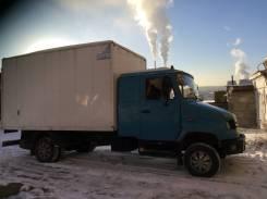 ЗИЛ 5301 Бычок. Продаётся грузовик Фургон 2006г, 5 000кг., 4x2