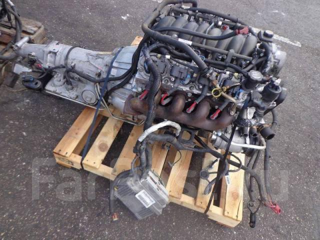 Двигатель chevrolet corvette 5.7 LS1