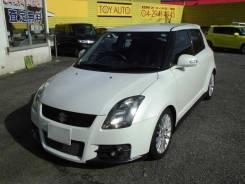 Suzuki Swift. механика, передний, 1.3, бензин, б/п, нет птс. Под заказ