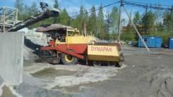 Dynapac. Продается колесный асфальтоукладчик «11011R» Германия 1989 г. в