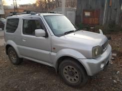 Suzuki Jimny Sierra. механика, 4wd, 1.3 (88л.с.), бензин, 163 000тыс. км