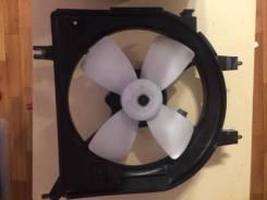 Вентилятор охлаждения радиатора. Mazda Demio, DW5W, DW, DW3W, GW5W Двигатели: B5ME, B3ME, B3E, B5E