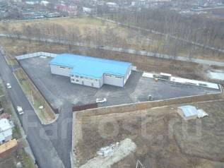 Сдается производственно-складское помещение в Артеме. 1 100кв.м., улица Зиганшина 13, р-н 8-км
