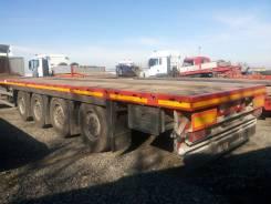Faymonville. Платформа Полуприцеп MAX trailer F-S44-1A1Y, 45 000кг.