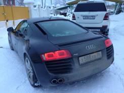 Капот. Audi R8