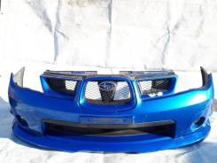 Бампер. Subaru Impreza WRX, GD, GDA, GDB, GG, GGA Subaru Impreza, GD, GD2, GD3, GD4, GDA, GDB, GG, GG2, GG3, GG5, GG9, GGA Двигатели: EJ205, EJ15, EJ1...