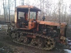 Вгтз ДТ-75. Трактор ДТ-75