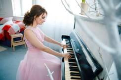 Уроки вокала, фортепиано, сольфеджио