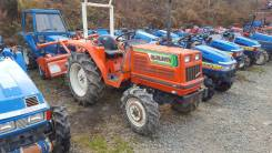 Hinomoto N249. Трактор 24 л. с., 4wd, ВОМ, фреза, навеска на 3 точки, ГУР, Реверс I, 24 л.с.
