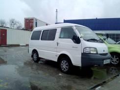 Nissan Vanette. Без водителя
