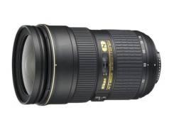 Объектив AF-S Nikon Nikkor 24-70 f/2.8 G ED