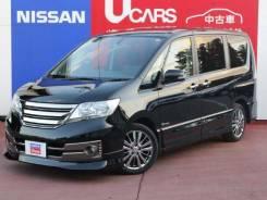 Nissan Serena. автомат, передний, 2.0 (144л.с.), бензин, 87 000тыс. км, б/п. Под заказ