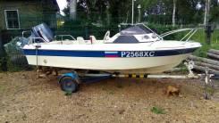 Yamaha Fish 15. 1998 год год, длина 4,50м., двигатель подвесной, 40,00л.с., бензин