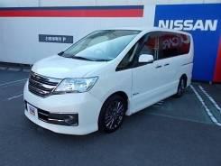 Nissan Serena. автомат, передний, 2.0 (144л.с.), бензин, 78 000тыс. км, б/п. Под заказ