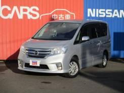 Nissan Serena. автомат, передний, 2.0 (144л.с.), бензин, 87 000тыс. км, б/п