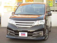 Nissan Serena. автомат, передний, 2.0 (144л.с.), бензин, 89 000тыс. км