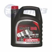 Chempioil Multi. Вязкость 20W-50, минеральное
