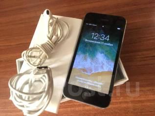 Apple iPhone 5s. Б/у, 16 Гб, Серый, 4G LTE