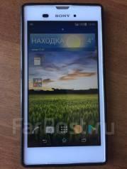 Sony Ericsson T100. Б/у, 8 Гб, Белый, 4G LTE