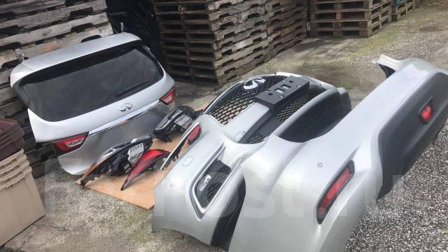 Кузовной комплект. Infiniti QX60, L50 Двигатели: QR25DER, VQ35DE. Под заказ