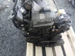 Двигатель в сборе. Nissan Presage, U30 Nissan Bassara, JU30 Двигатель KA24DE