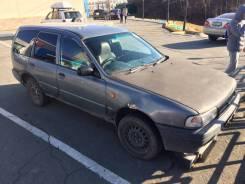 Nissan AD. механика, передний, 1.3 (89л.с.), бензин, 80 000тыс. км