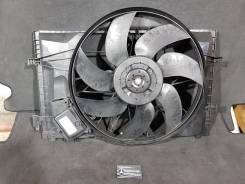 Вентилятор охлаждения радиатора. Mercedes-Benz C-Class, S203, W203