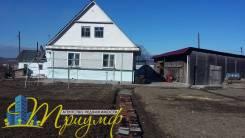 Продается дом с земельным участком. Северная, р-н п. Шкотово, площадь дома 120,0кв.м., скважина, электричество 15 кВт, отопление твердотопливное, от...