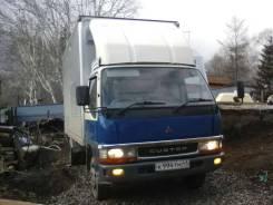 Mitsubishi Fuso Canter. Продам грузовик фургон 3.5 тонны, задн пр, Митсубиси Кантер двиг 4д 35, 4 600куб. см., 3 500кг., 4x2