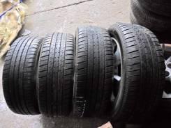 Bridgestone Turanza ER33. летние, б/у, износ 10%
