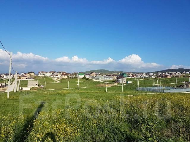 Участок с видом на море. 595кв.м., собственность, электричество, от агентства недвижимости (посредник)