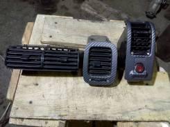 Решетка вентиляционная. Honda Integra, DB6 Двигатель ZC