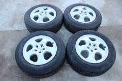 """Оригинальные диски с резиной на Mercedes ML W163. 8.0x17"""" 5x112.00 ET52"""