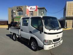 Toyota Dyna. Продаётся грузовик Toyota DYNA, 2 985куб. см., 1 200кг., 4x4