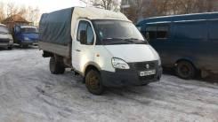 ГАЗ 3302. Продам Газель тент 2004, 2 400куб. см., 1 500кг., 4x2