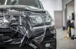 Бронирование антигравийной пленкой кузова автомобилей (SunTek Llumar)