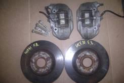 Тормозная система. Toyota Celsior, UCF30, UCF31 Двигатель 3UZFE