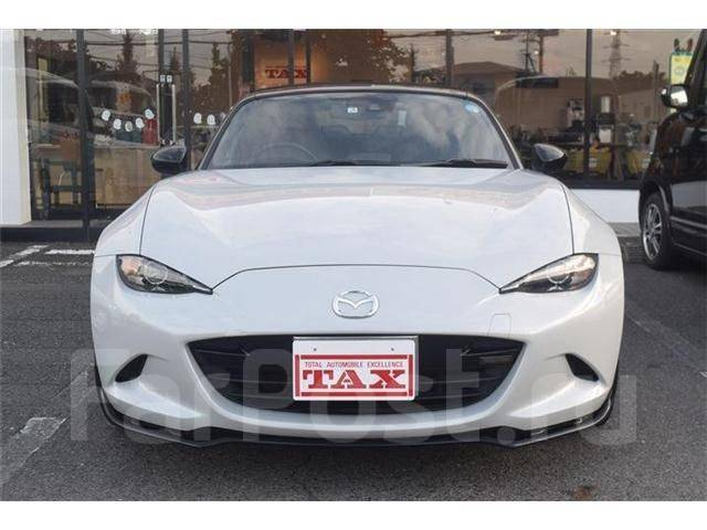 Mazda Roadster. автомат, задний, 1.5 (131л.с.), бензин, 55тыс. км, б/п. Под заказ