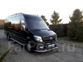 Аренда автобуса Mercedes-Benz Sprinter 20 мест с водителем