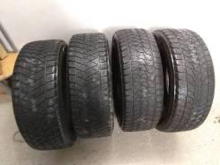 Bridgestone Blizzak DM-V2Z, 225/60R17 99Q. Всесезонные, 2014 год, 60%, 4 шт