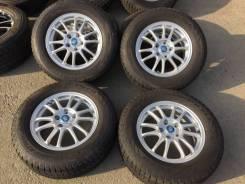 """215/65R16 90% на облегчённом литье литье Rush CR-V. 6.5x16"""" 5x114.30 ET48"""